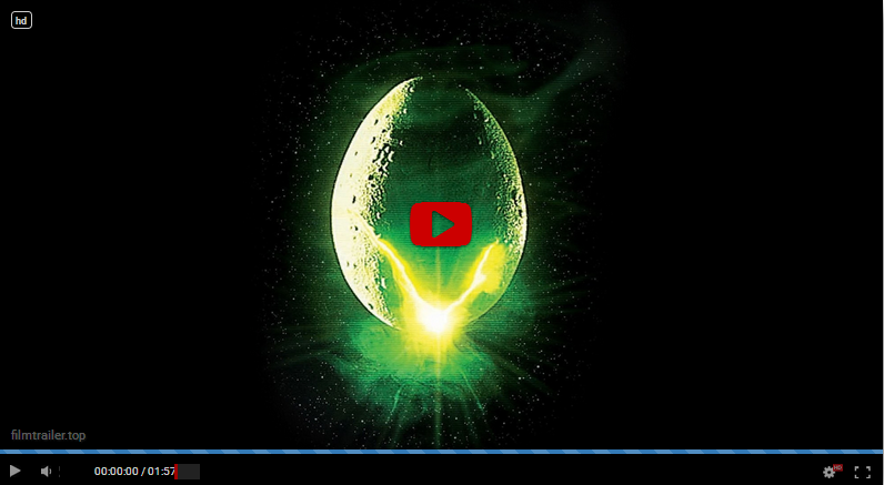 Alien: Covenant svenska film med text