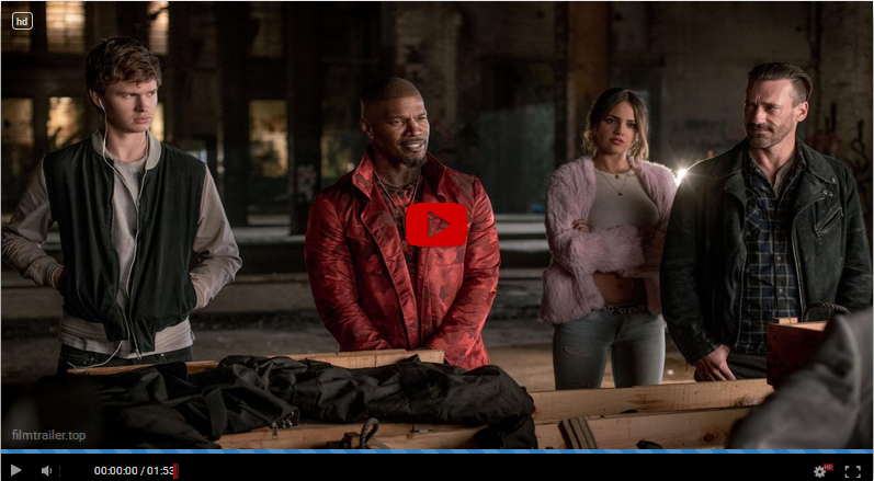 Baby Driver svenska film med text