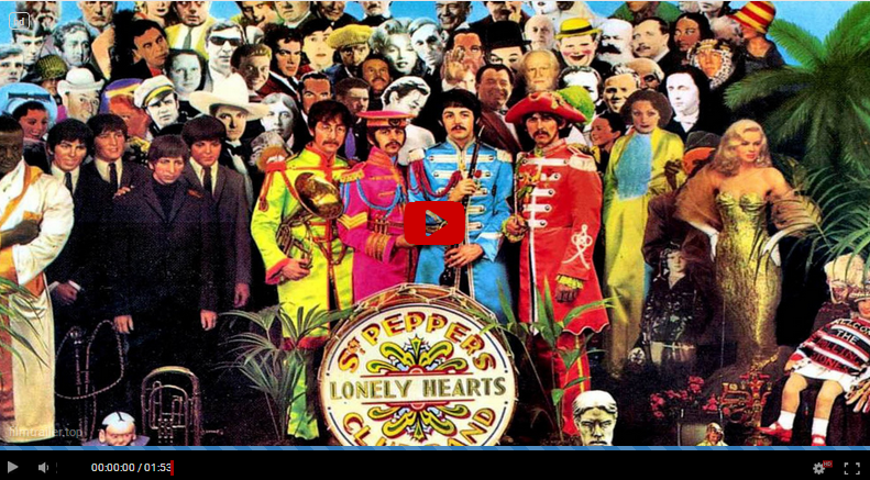 It Was Fifty Years Ago Today... Sgt Pepper and Beyond swefilmer