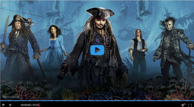 Pirates of the Caribbean: Salazar's