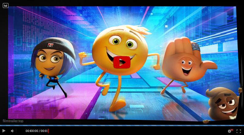The Emoji Movie swefilmer