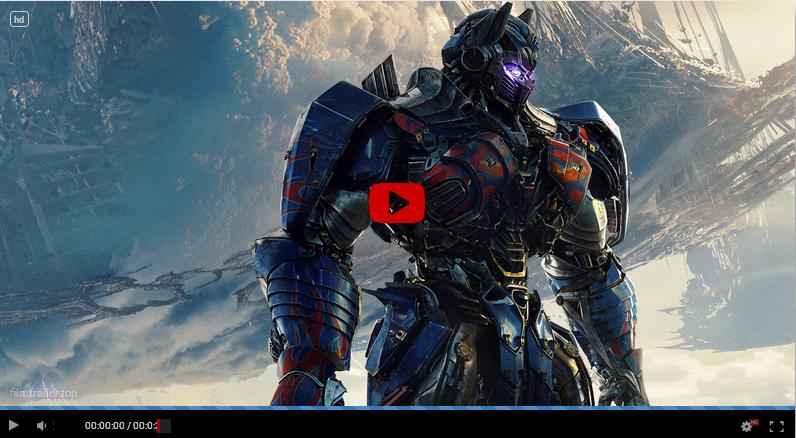 Transformers: The Last Knight svenska film med text