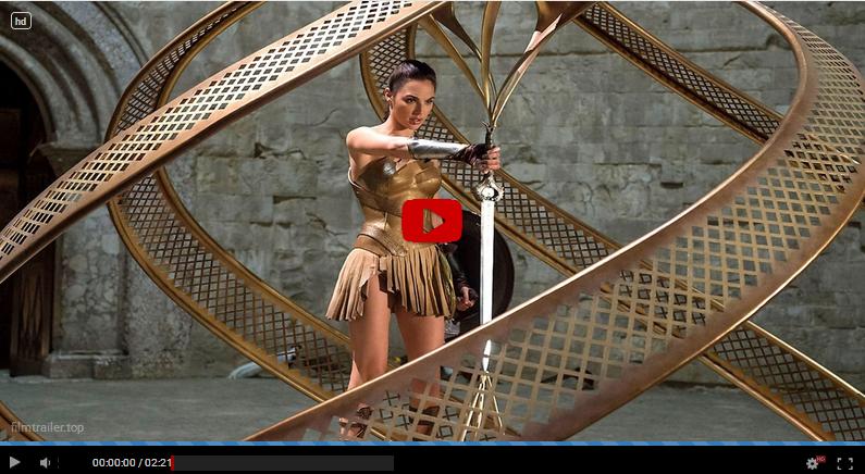 Wonder Woman svenska film med text