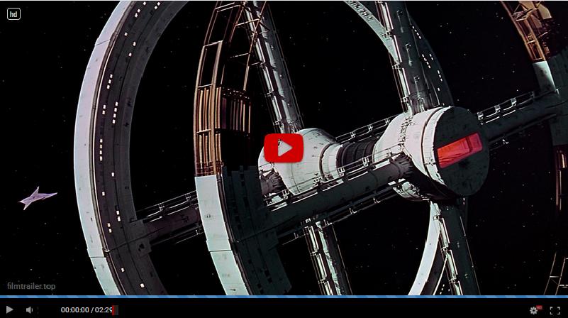 År 2001: Ett rymdäventyr - Klassiker film